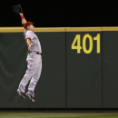 3-way race for NL MVP; Trout takes his turn in AL The Associated Press