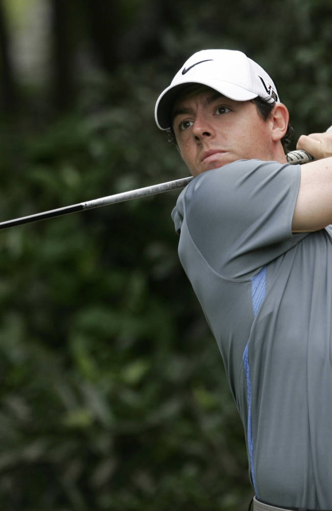 McIlroy bolts out to the lead at HSBC Champions