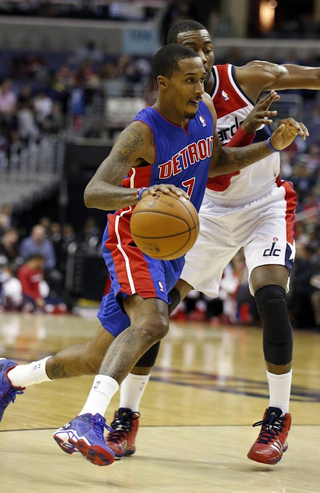 Smith, Stuckey lead Pistons past Wizards, 104-98