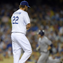 Kershaw's scoreless streak ends at 41 innings The Associated Press