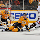 Chicago Blackhawks v Nashville Predators Getty Images