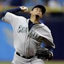Hernandez gets 8th win, Mariners beat Rays 3-0 The Associated Press