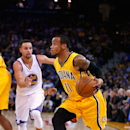Indiana Pacers v Golden State Warriors Getty Images