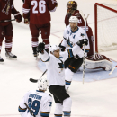 Pavelski's 3 goals lead Sharks to 4-2 win over Coyotes The Associated Press