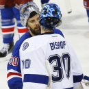 Lightning strike: Tampa Bay beats Rangers, will play for Cup The Associated Press