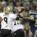 Seahawks lead Saints 17-0 after 1st quarter The Associated Press