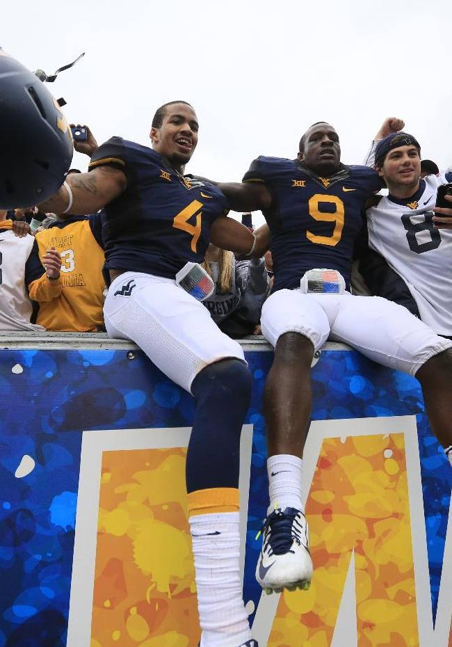 Upsets leave Big 12's playoff chances in peril