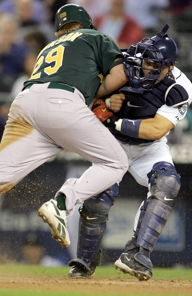 Clean plate: MLB intends to ban collisions at home