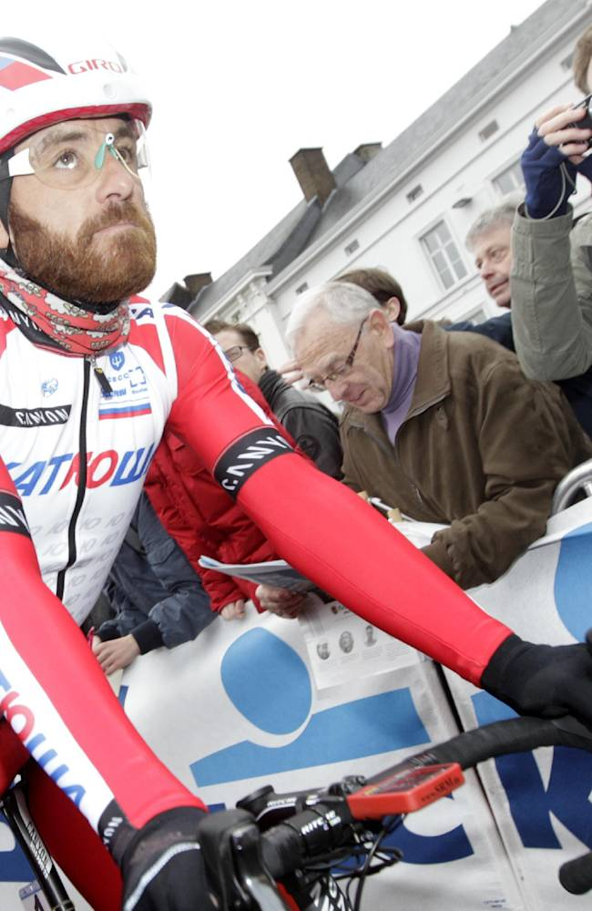 Stannard wins opening classic in Ghent