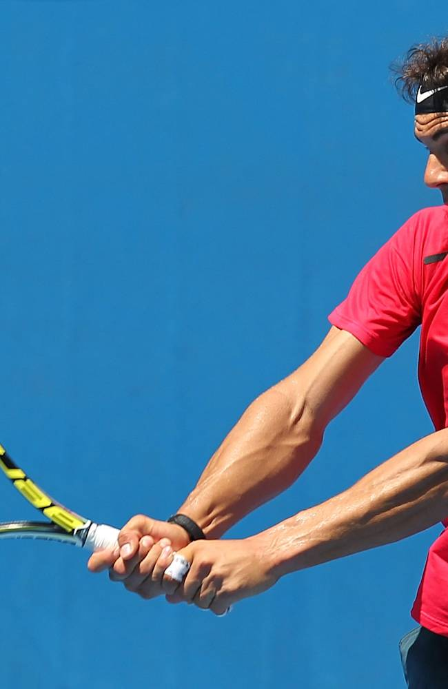 2014 Australian Open Previews