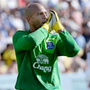 Howard on status as Everton's No. 1: 'I don't think that's ever been a question'