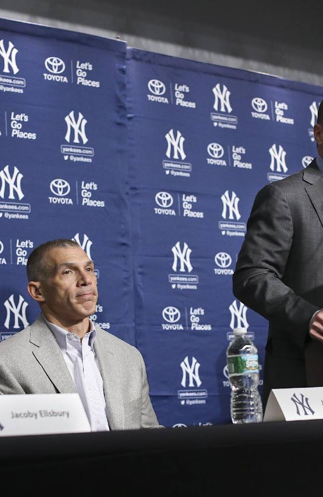 Ellsbury shifts from Yanks' 'thorn' to 'flower'