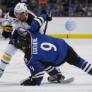 Duchene, Iginla have 3 points each as Avs beat Sabres 5-3 The Associated Press