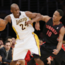 Kobe happy to make comeback, even in Lakers loss The Associated Press