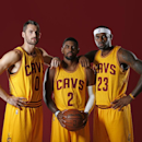 Cavaliers fans welcome back LeBron The Associated Press