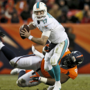 Tannehill on the upswing heading into Jets game The Associated Press