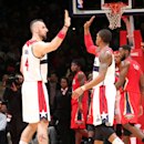 Gortat leads Wizards over Pelicans The Associated Press