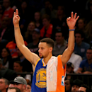 Golden State Warriors v New York Knicks Getty Images