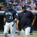 Mariners' slugger Nelson Cruz out again with back spasms The Associated Press
