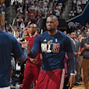 LeBron returns to playoffs with Cavs; Celtics up first The Associated Press
