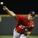 Strasburg pitches Nats to 3-1 win over Mariners The Associated Press