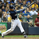Lucroy sets doubles record in Brewers' 2-1 win The Associated Press