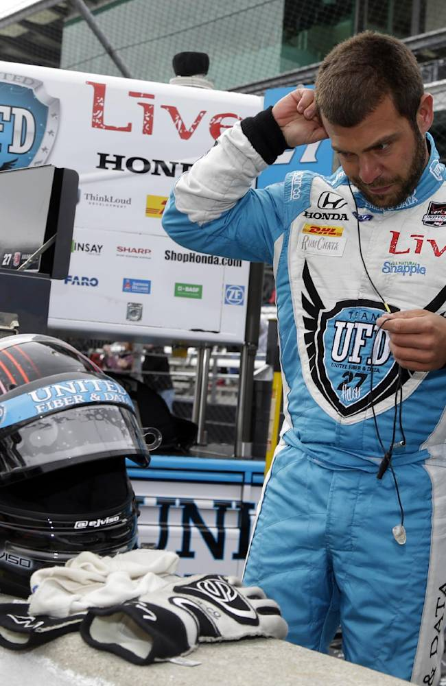 Hinchcliffe cleared to resume racing for Indy 500