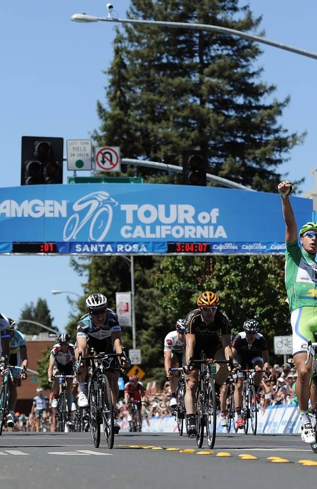 Tour of California - Stage 8