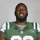 This is a 2015 photo of Muhammad Wilkerson of the New York Jets NFL football team. This image reflects the New York Jets active roster as of Monday, June 8, 2015 when this image was taken. (AP Photo)