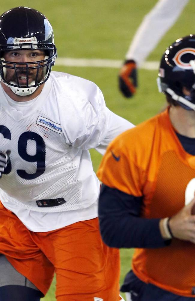 Bears set sights on playoffs after busy offseason