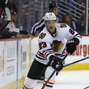 Versteeg active for Blackhawks in Game 3 The Associated Press