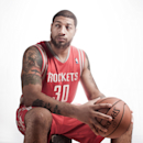 TARRYTOWN, NY - AUGUST 21: Royce White #30 of the Houston Rockets poses for a portrait during the 2012 NBA Rookie Photo Shoot at the MSG Training Center on August 21, 2012 in Tarrytown, New York. (Photo by Nick Laham/Getty Images)