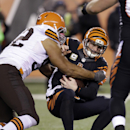 Browns dominate Bengals 24-3, move into 1st place The Associated Press