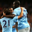 Manchester City 4-0 Newcastle United: Pellegrini off to flying start against shambolic Magpies