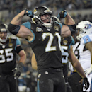 Jaguars hold off Titans late, win 21-13 in home finale (Yahoo Sports)