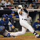 Yankees' Jacoby Ellsbury out with hamstring injury The Associated Press