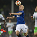 Howard leads Everton over Wolfsburg 4-1 in Europa