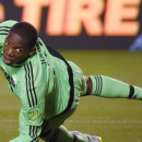 Fire beat short-handed Union 1-0 The Associated Press