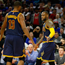 Cleveland Cavaliers v Detroit Pistons Game Three Getty Images