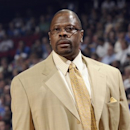 ORLANDO, FL - APRIL 21: Assistant coach Patrick Ewing Orlando Magic looks on against the Charlotte Bobcats in Game Two of the Eastern Conference Quarterfinals during the 2010 NBA Playoffs on April 21, 2010 at Amway Arena in Orlando, Florida. (Photo by Fernando Medina/NBAE via Getty Images)