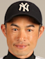 Ichiro Suzuki - New York Yankees