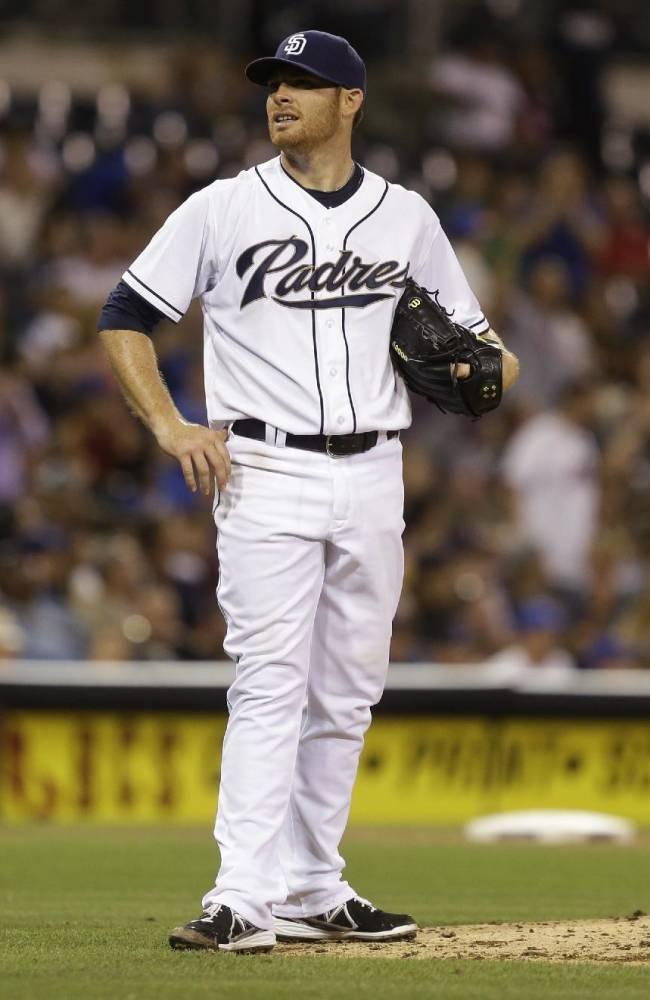 Homers fuel Mets' 5-2 win over Padres