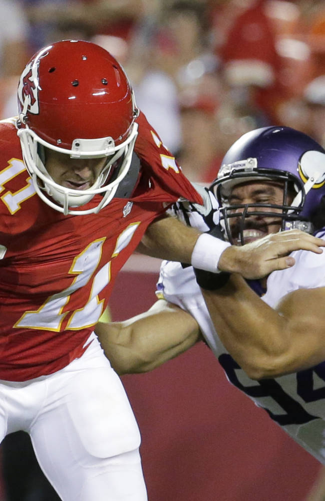 Chiefs trying to build on big bounce-back year
