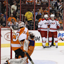 Staal scores twice as 'Canes beat Flyers 6-5 in SO The Associated Press