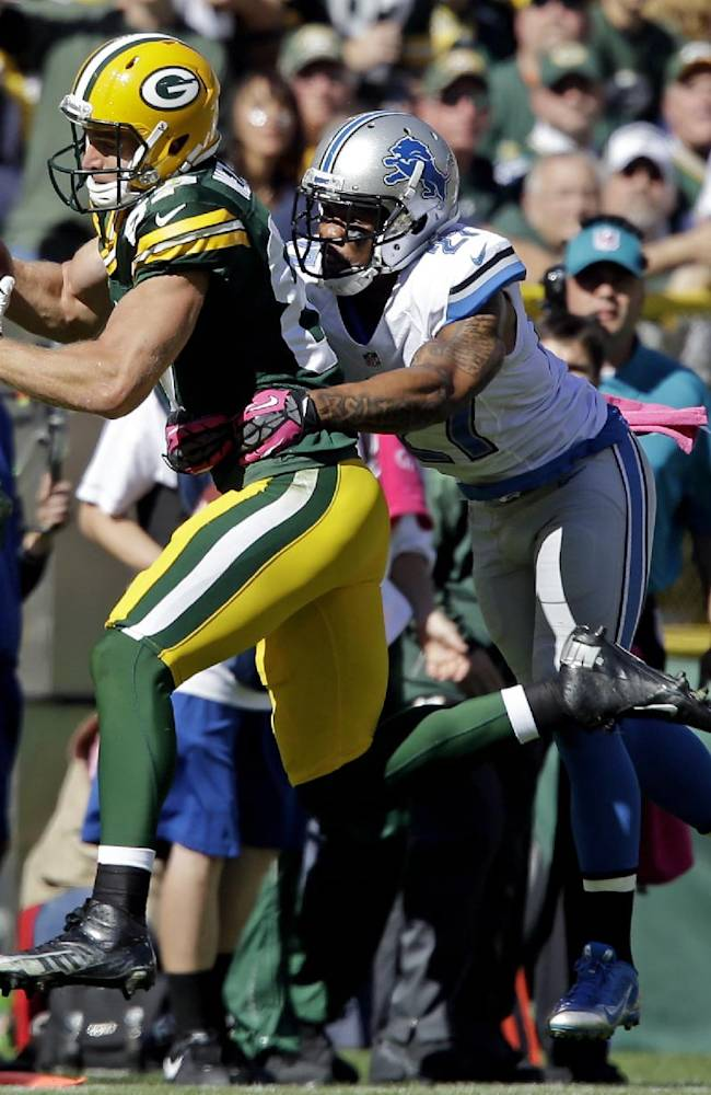 WR Nelson perfecting high-wire act for Packers