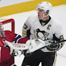 Crosby's OT goal lifts Penguins past Canadiens 2-1 The Associated Press