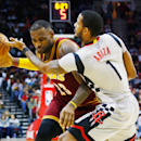Cleveland Cavaliers v Houston Rockets Getty Images