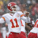 Chiefs find Redskins to be tonic for ills The Associated Press