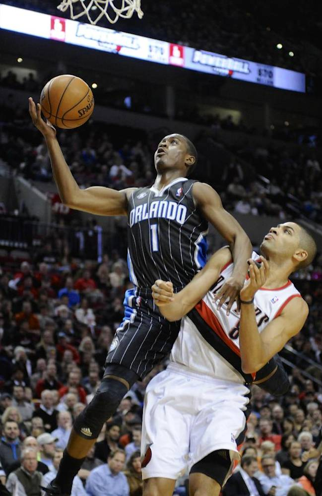 Batum has triple-double, Blazers beat Magic 110-94
