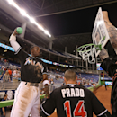 Baltimore Orioles v Miami Marlins Getty Images